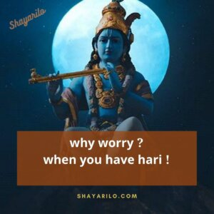 little krishna quotes in english